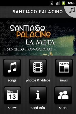 SANTIAGO PALACINO - screenshot