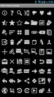 Screenshot of Material/Holo Theme