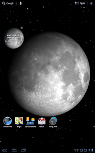 Moon Phase Pro - screenshot thumbnail