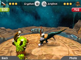 Screenshot of Invizimals™: TV Tracker