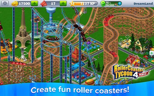 RollerCoaster Tycoon® 4 Mobile Screenshot 38