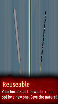 Sparkler 3D - screenshot