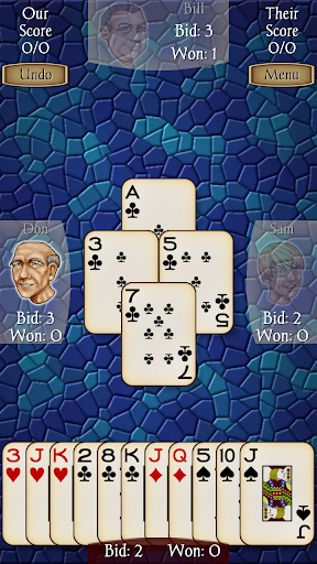 Карточная игра Пики