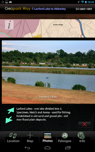 Walk Larford Lake - Abberley