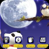 Monk Owl [SQTheme] for ADW