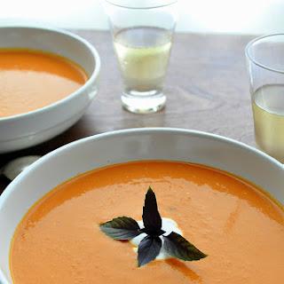 Chipotle Creamy Tomato Soup.