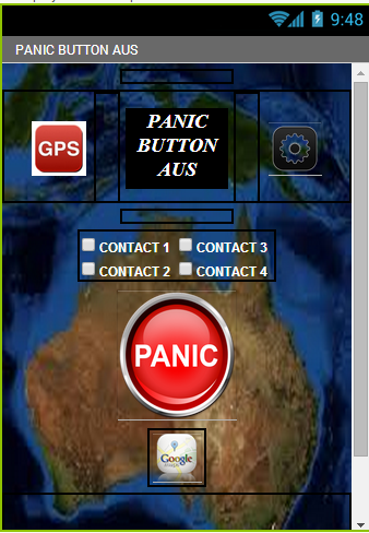 【免費通訊App】PANIC BUTTON AUS-APP點子