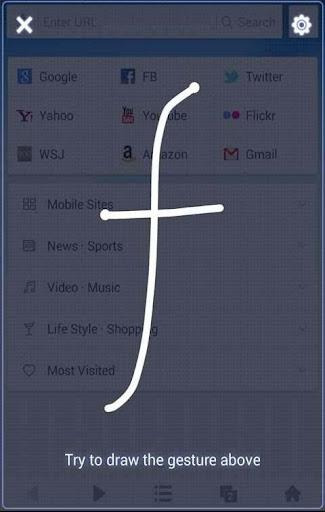 玩生產應用App|手勢 by UC Browser免費|APP試玩