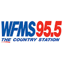 WFMS 95.5 Radio App icon