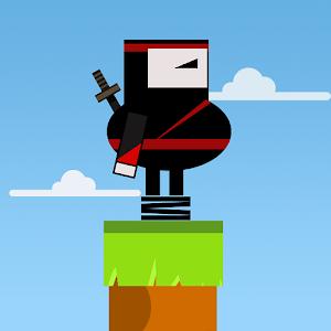 Spring Hero Ninja Jumper for Android