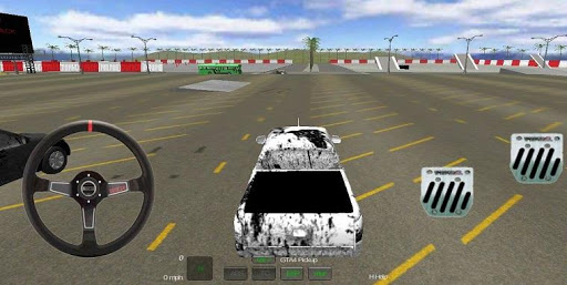 4x4 Drift Track