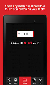 AutoMath Photo Calculator v2.61