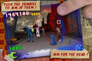 Screenshot of Zombie Flick