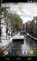 Screenshot of Amsterdam Wallpaper