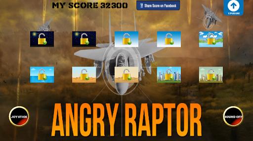 Angry Raptor Lite