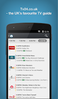 Screenshot of Tv24.co.uk TV Guide