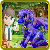 Dragon Doctor - Doctor Games