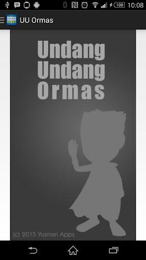 UU Ormas