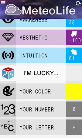 Horoscope Pocket Free 1.1 screenshot 21526