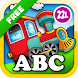 Kids Animal Train: First Word icon