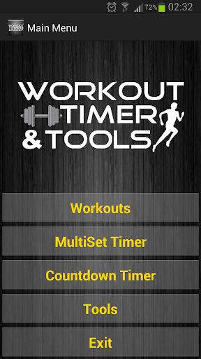 Workout Timer Tools