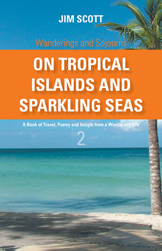 On Tropical Islands and Sparkling Seas cover