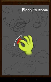Monsters Coloring - screenshot thumbnail