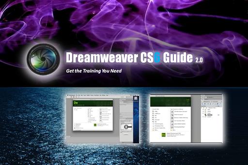 Training for Dreamweaver CS6