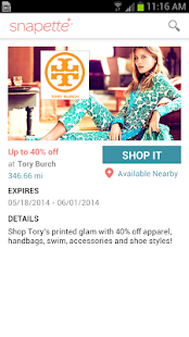 Snapette - Shopping & Fashion- screenshot thumbnail