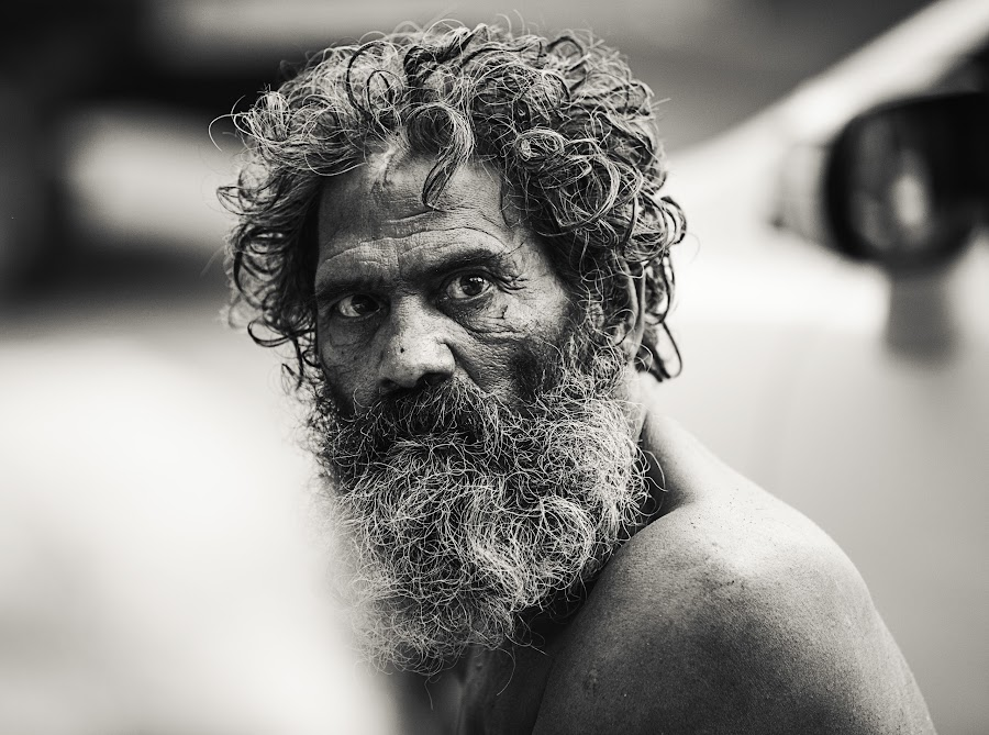 by Danish Mahlyal - People Portraits of Men ( you can never go home again,  )
