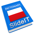 SlideIT Polish QWERTY Pack icon
