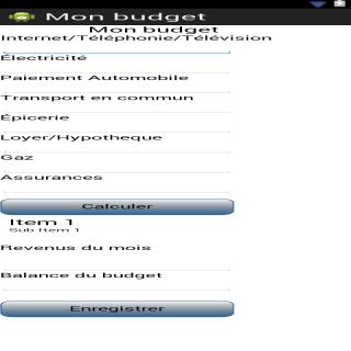 Budget Quebecois cellulaire