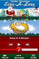 Screenshot of Toddler Christmas Songs