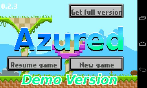 Azured Demo