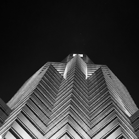 building by Johan Muliawan - Black & White Buildings & Architecture ( building )