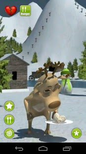 Talking Prancer Reindeer - screenshot thumbnail