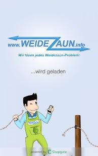 weidezaun.info Shop - screenshot thumbnail
