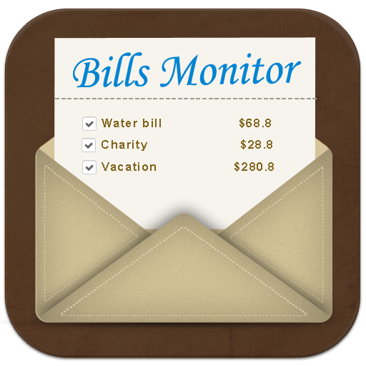 Bills Monitor - Reminder 商業 App LOGO-APP試玩