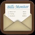 Bills Monitor Reminder icon
