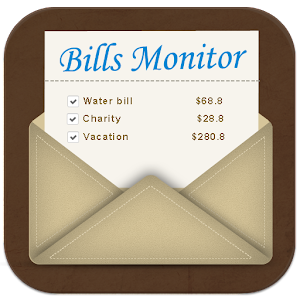 Bills Monitor Gratis