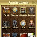 Vintage theme for ssLauncher icon