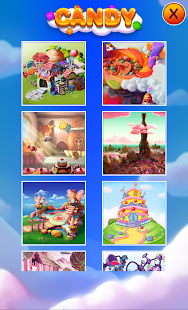 玩休閒App|糖果拼圖 - Candy Puzzles免費|APP試玩