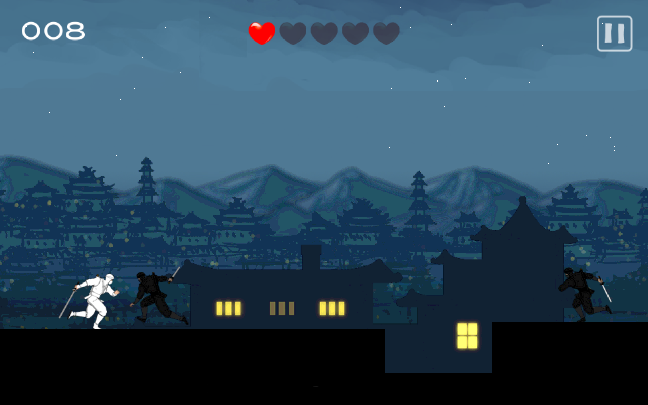 Swift Blade Ninja - screenshot