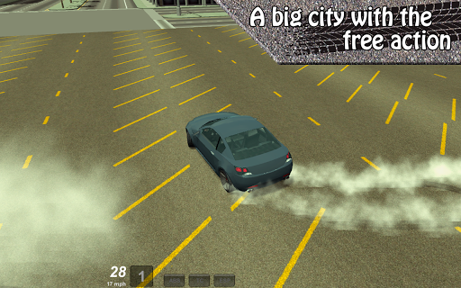 Free City Driving 2016