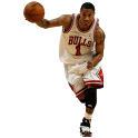 Derrick Rose Widget icon