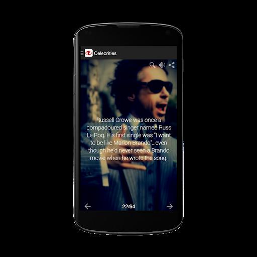 【免費娛樂App】Facts+-APP點子