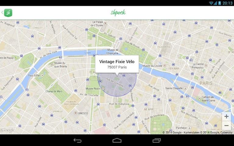 android Shpock Flohmarkt Kleinanzeigen Screenshot 8