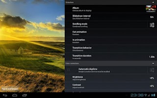 Screenshot of Slideshow HD Live Wallpaper