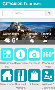 Salzkammergut-Seen- screenshot thumbnail