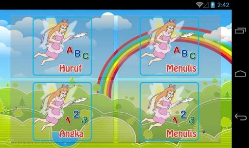 【免費教育App】Mengenal Huruf dan Angka-APP點子